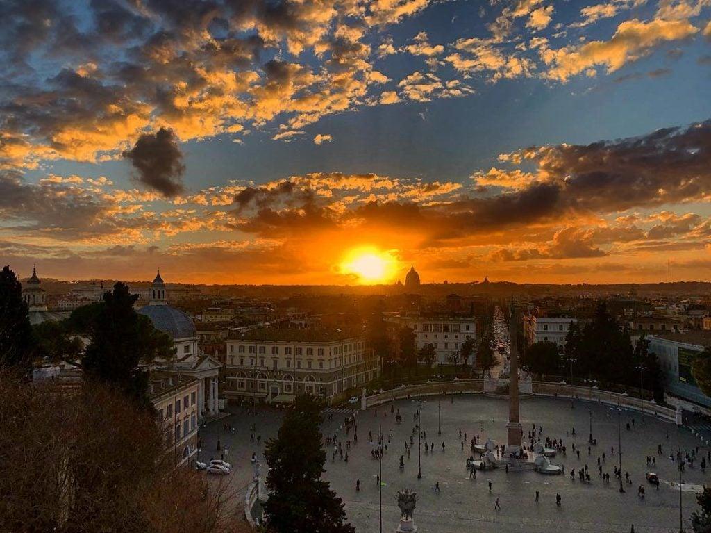 Most Instagrammable Rome Parco Savello And Terrazza Del Pincio