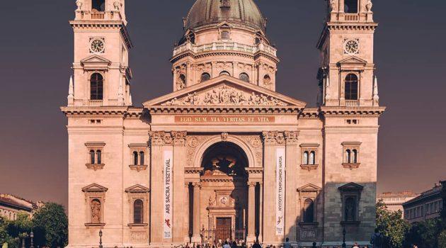 St. Stephen's Basilica (Szent István-bazilika)
